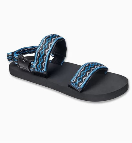 Reef Convertibles - Black/Grey/Blue