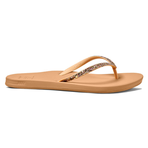 Reef Womens Cushion Bounce Stargazer Flip Flops - Gemstone