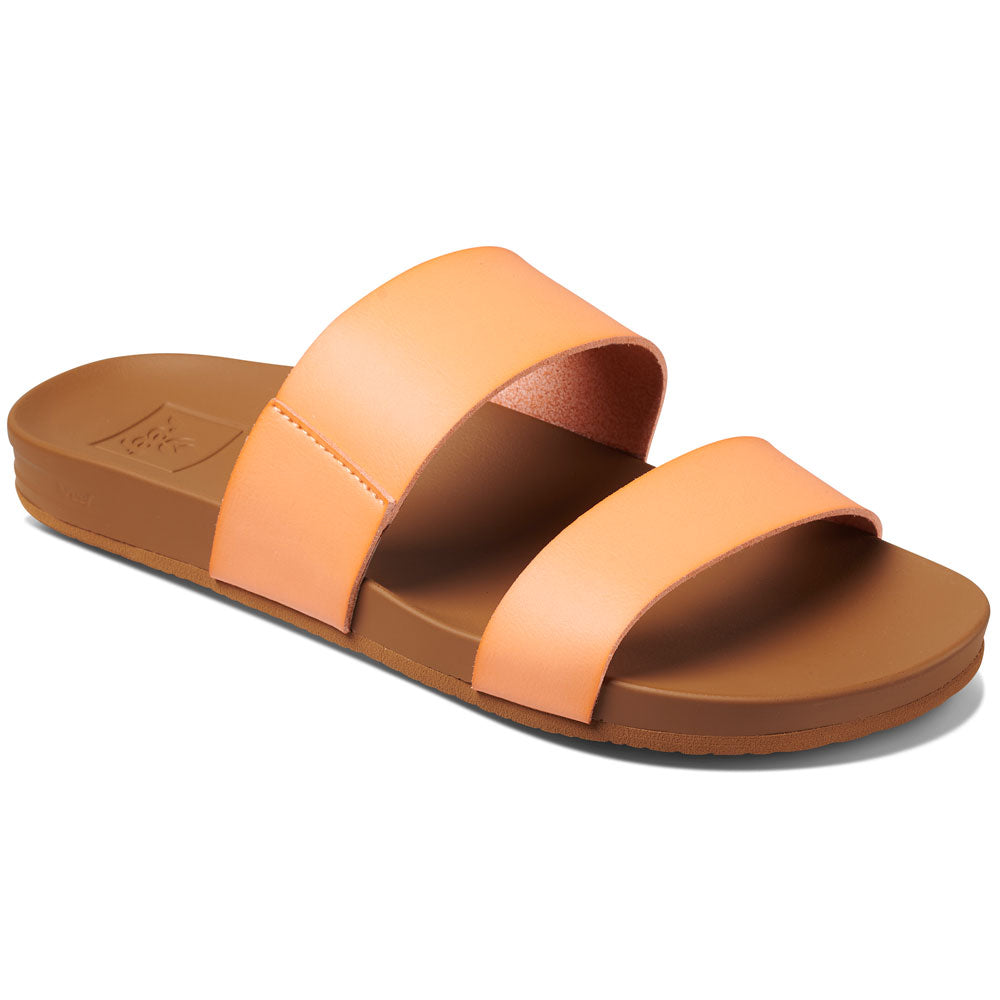 Reef Womens Cushion Bounce Vista Sandal - Cantaloupe
