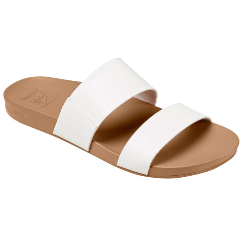 Reef Womens Cushion Bounce Vista Sandal - Cloud