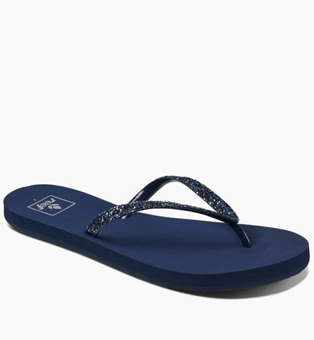 Reef Womens Stargazer Flip Flops - Mermaid