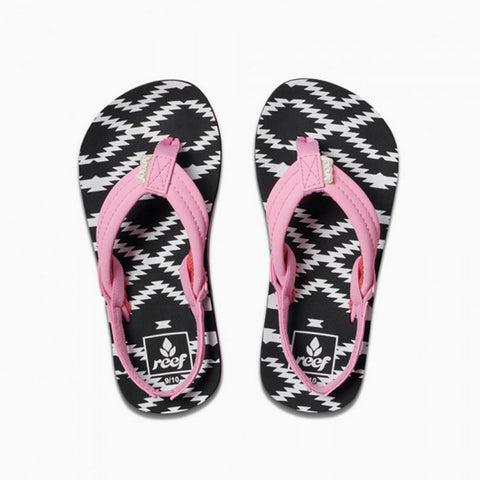 Reef Girls Little Ahi Flip Flops  - Loretta
