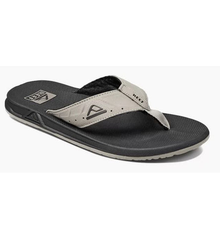 Reef Phantoms Flip Flops - Black / Tan