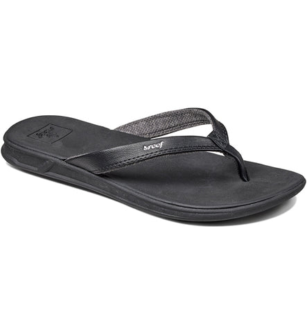 The high-density Sawtooth Swellular rubber outsole in the Reef Rover Catch Flip Flop delivers superior traction, protection, and durability while the super soft contoured footbed cradles your feet in cushioning comfort. Reef Womens Rover Catch Flip Flops