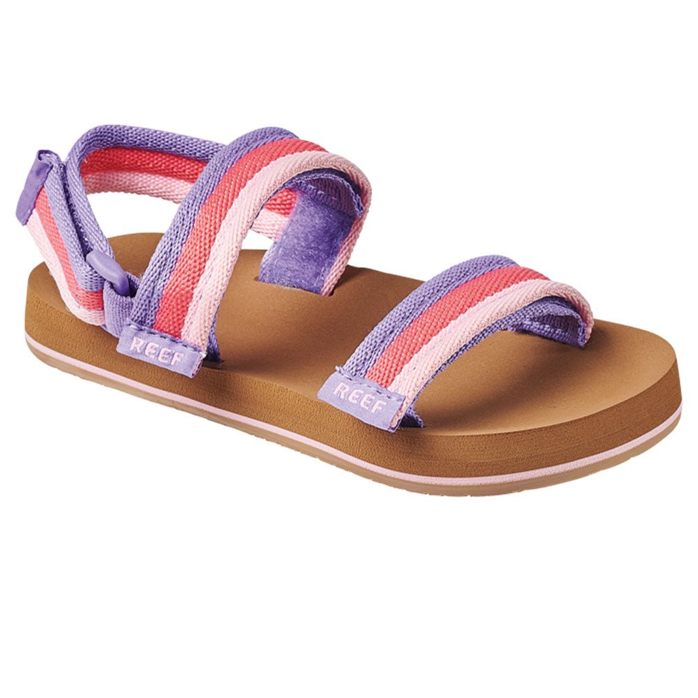 Reef Girls Little Ahi Convertible Sandals - Sorbet