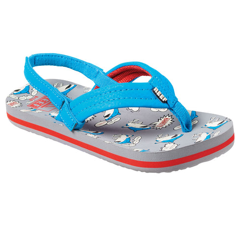 Reef Boys Little Ahi Flip Flops - Nom Nom