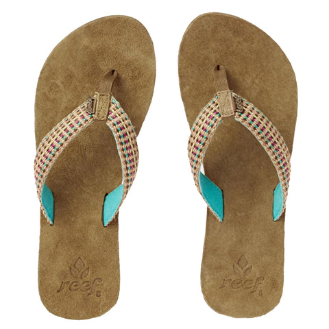 Reef Gypsylove Womens Flip Flop Teal