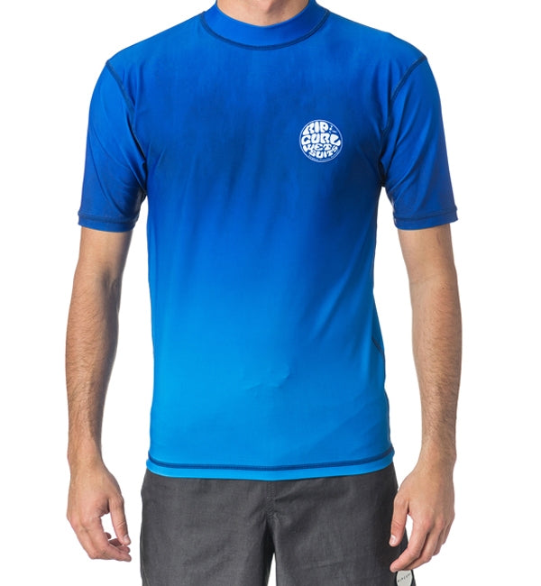 Rip Curl  Corpo Faded S/S High Neck UV top