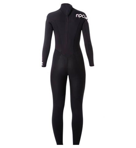 Rip Curl Womens Omega 5/3mm Winter Wetsuit Black