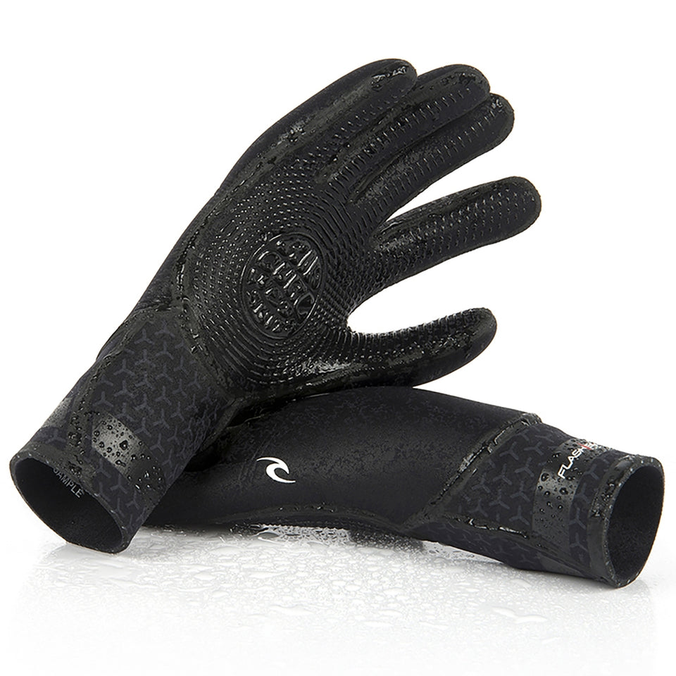 Rip Curl 3/2mm Flash Bomb Wetsuit Gloves