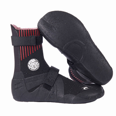 Rip Curl Flashbomb 5mm Hidden Split Toe Wetsuit Boot