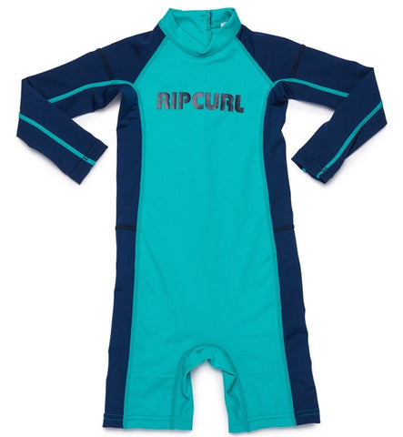 Rip Curl Toddler Boys Long Sleeved Rash Suit