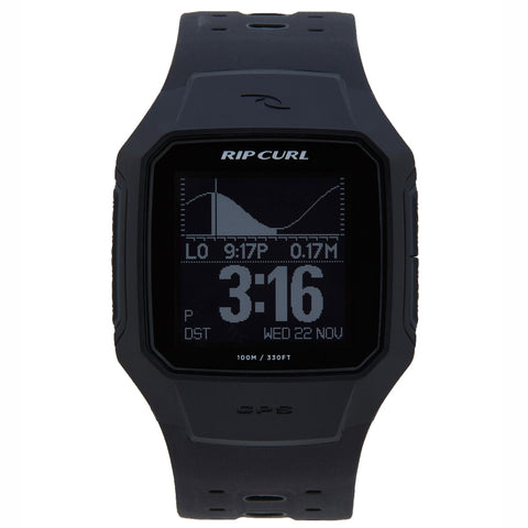 Rip Curl Search GPS Series 2 Watch  - Black