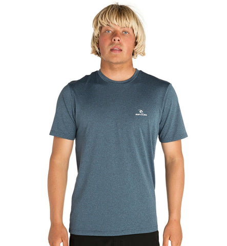 Rip Curl Search Series Short Sleeved Rash Vest