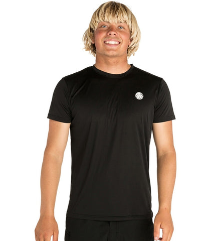 Rip Curl Search Surflite Short Sleeved Rash Vest