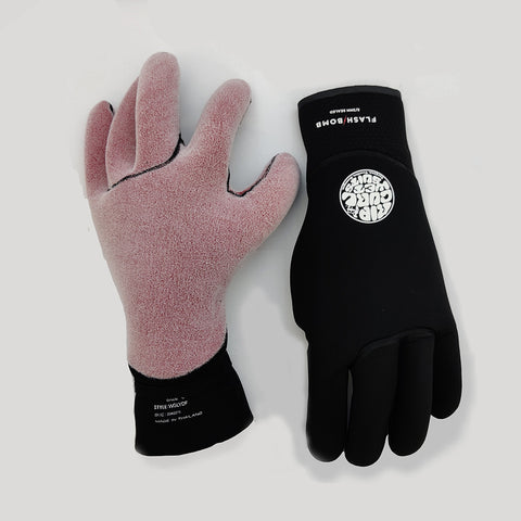 Rip Curl Flashbomb 3/2mm Wetsuit Gloves