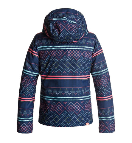 Roxy Jet Girl Snow Jacket