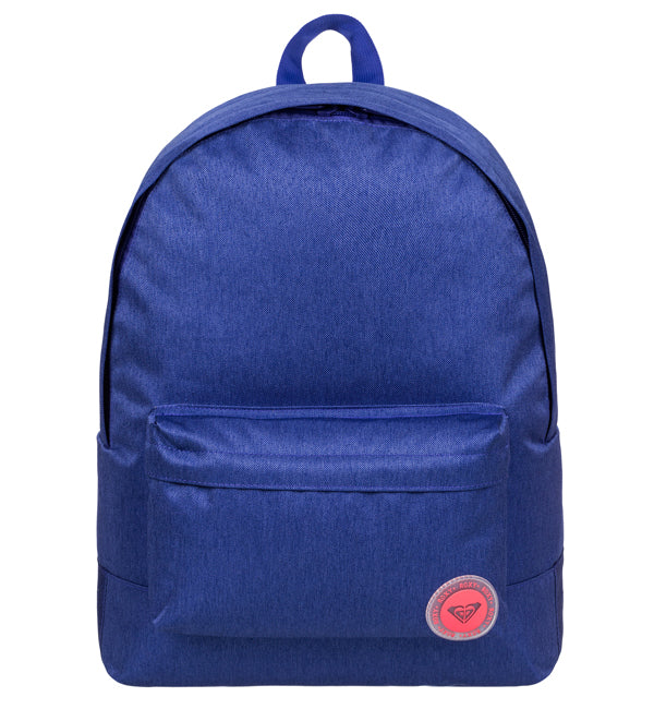 Roxy Sugar Baby Solid Backpack - Royal Blue