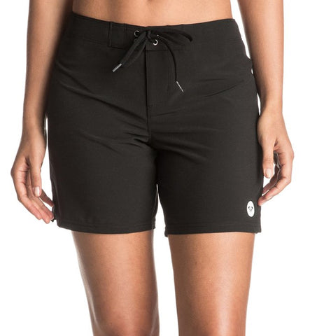 Roxy To Dye 7 Boardshorts - True Black