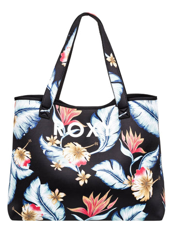 Roxy All Things Printed Tote Bag