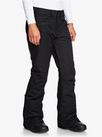Roxy Backyard Snowboard/Ski Pant - True Black