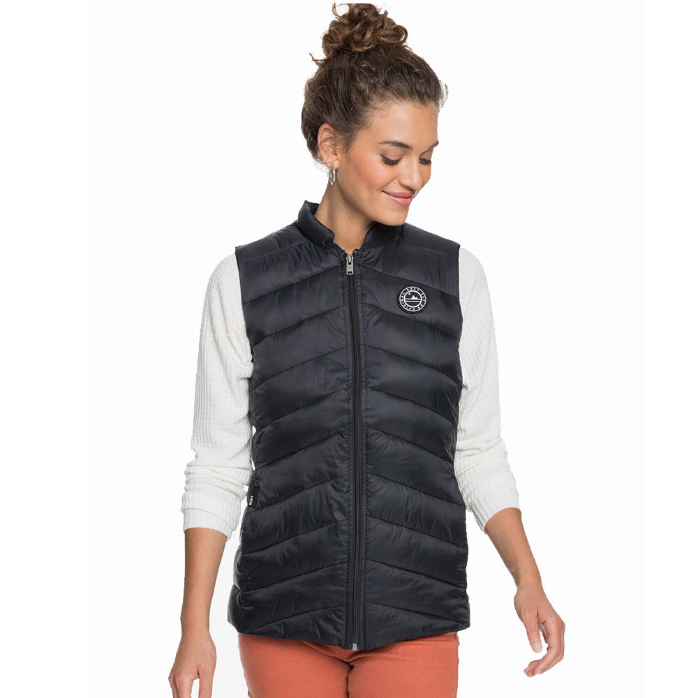 Roxy Coast Road Sleeveless Jacket