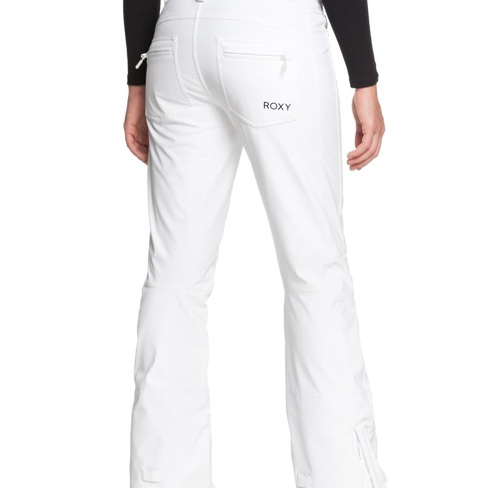 RoxyCreekSki/Snowboard Trousers - Bright White