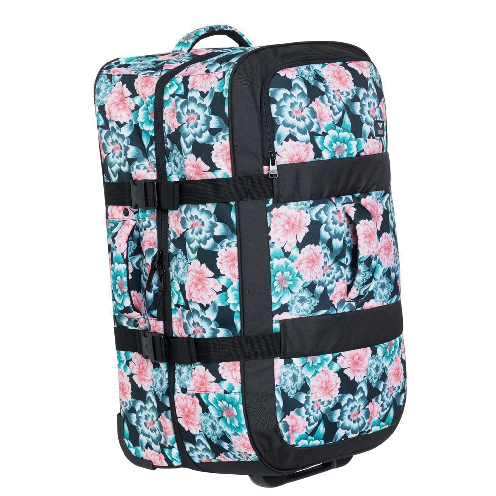 Roxy In The Clouds Large Wheelie Suitcase - 87L