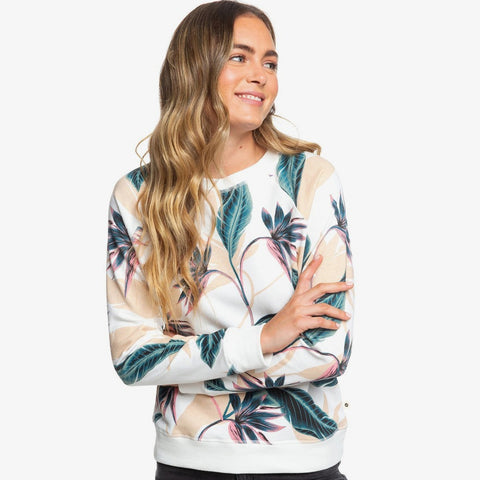 Roxy Night Is Young Sweatshirt