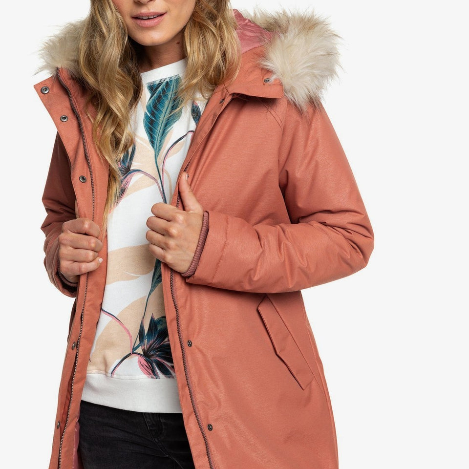 Roxy Shadow Of Time Jacket