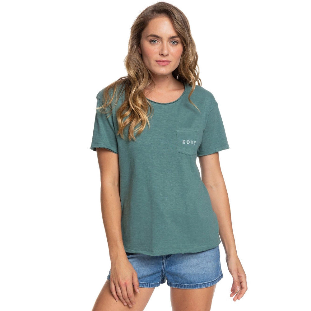 Roxy Star Solar Short Sleeved T Shirt