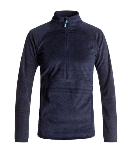 Roxy Cascade 1/2 Zip Fleece