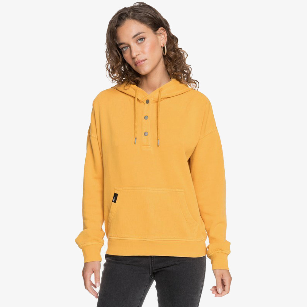 Roxy Girls Who Slide Hoodie