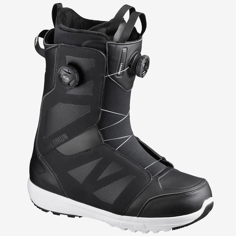 Salomon Launch BOA SJ Snowboard boots - BOA Black