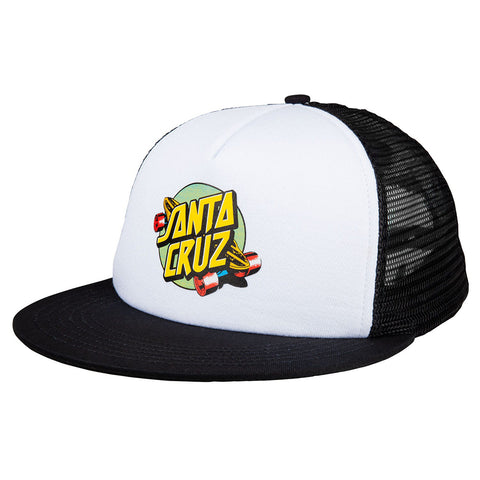 Santa Cruz Summer of 76 Mesh Back Cap