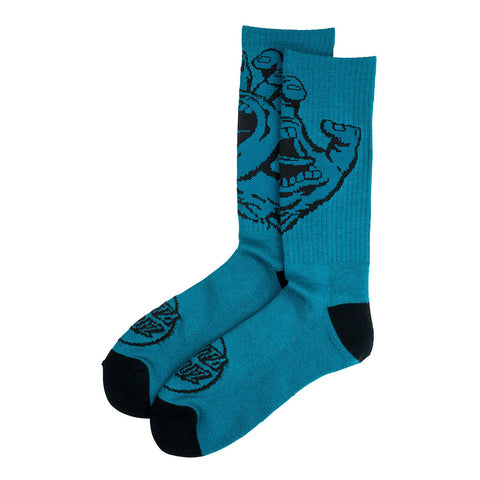 Santa Cruz Screaming Hand Mono Socks