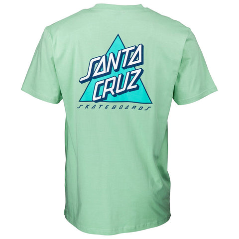 Santa Cruz Youth Not A Dot Short Sleeved T-Shirt