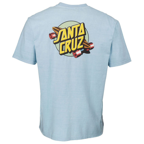 Santa Cruz Summer of 76 Short Sleeved T-Shirt