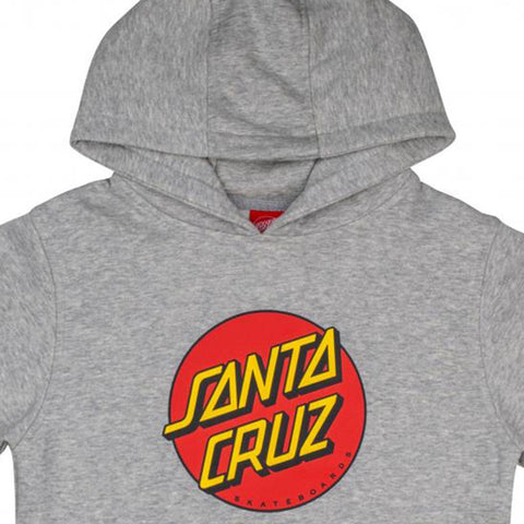Santa Cruz FA19 Youth Classic Dot Hood