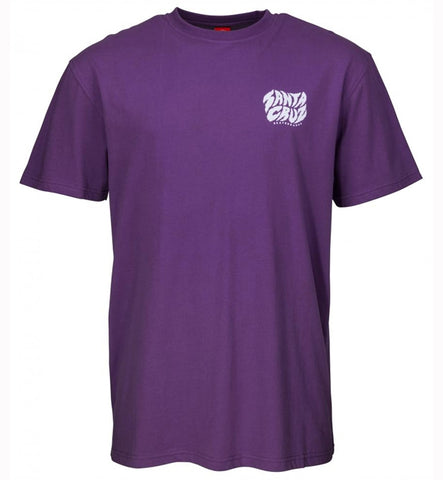 Santa Cruz Surge Short Sleeved T Shirt