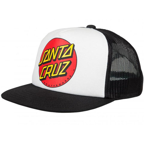 Santa Cruz Youth Classic Dot Cap