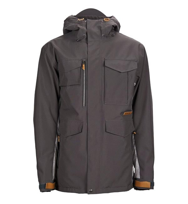 Sessions Ransack Insulated Ski/Snowboard Jacket