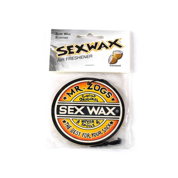 Sex Wax Car Air Fresheners