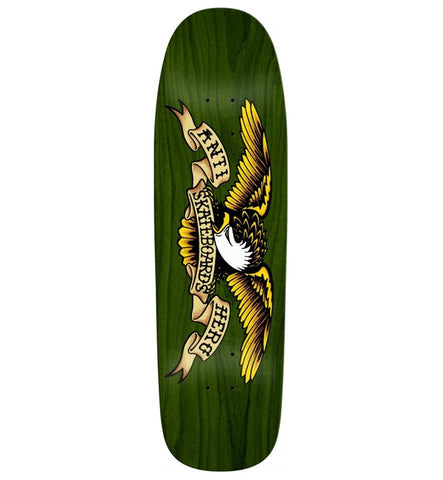 Anti Hero Shaped Eagle 9.56 Skateboard Deck