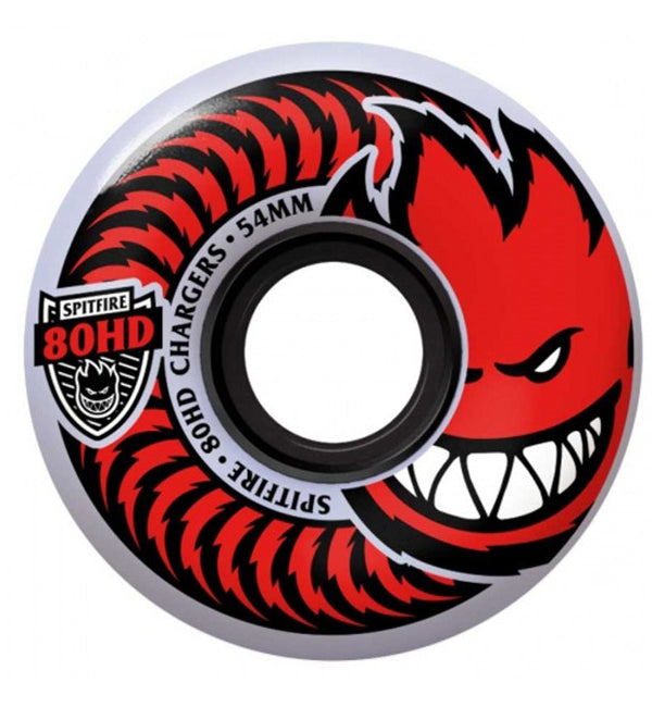 Spitfire Charger 54mm 80a Conical Wheels
