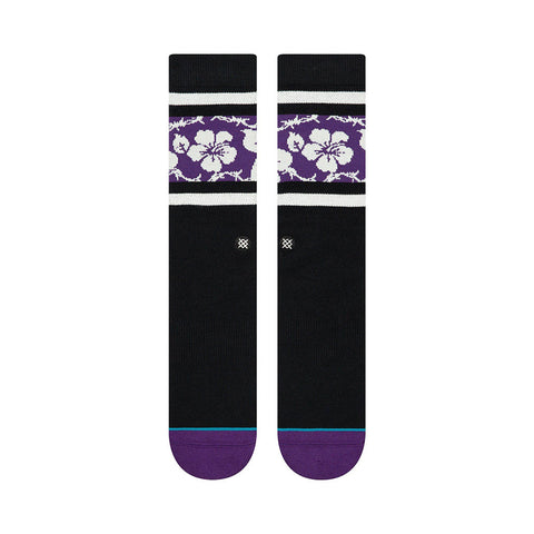 Stance Barbed Aloha Black Socks
