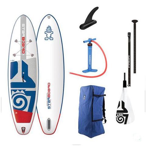 Starboard iGO Zen Lite 10'8 Inflatable iSup Package - 2019