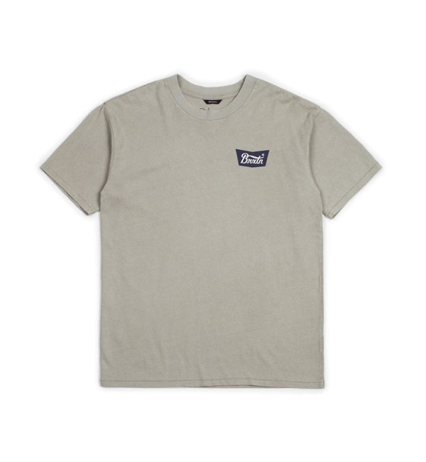 Brixton Stith Short Sleeve T Shirt