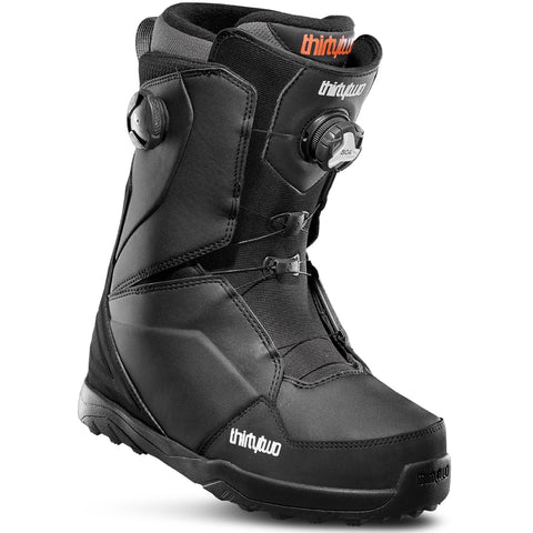 Thirtytwo Lashed Double Boa 19 Snowboard Boots - Black