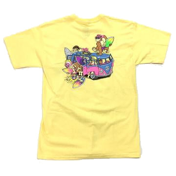 Thrilla Krew Micro Bus T Shirt